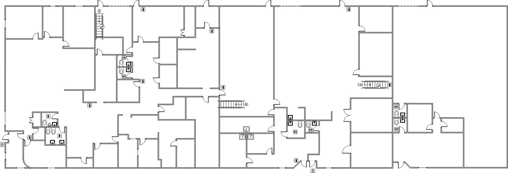 Image Result For How To Draw House Plan In Visio